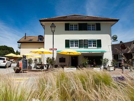 Hotel Restaurant La Croix Verte, Nyon