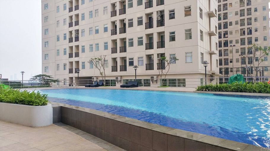 Luxurious and Convenient 2BR Ayodhya Apartment, Tangerang