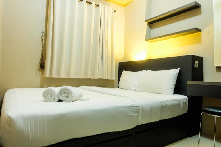 Pleasant 2BR Apartment at Green Pramuka near Mall By Travelio, Central Jakarta
