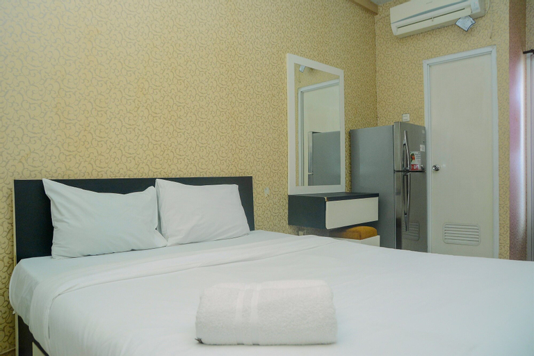 Cozy Studio Apartment at Grand Emerald Gading Nias Residences, North Jakarta