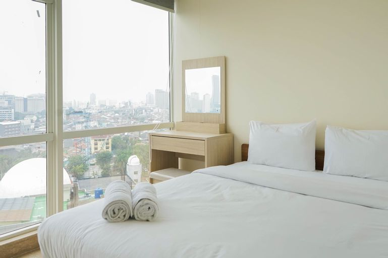 Exclusive 2BR Menteng Park Apartment with Private Lift By Travelio, Central Jakarta