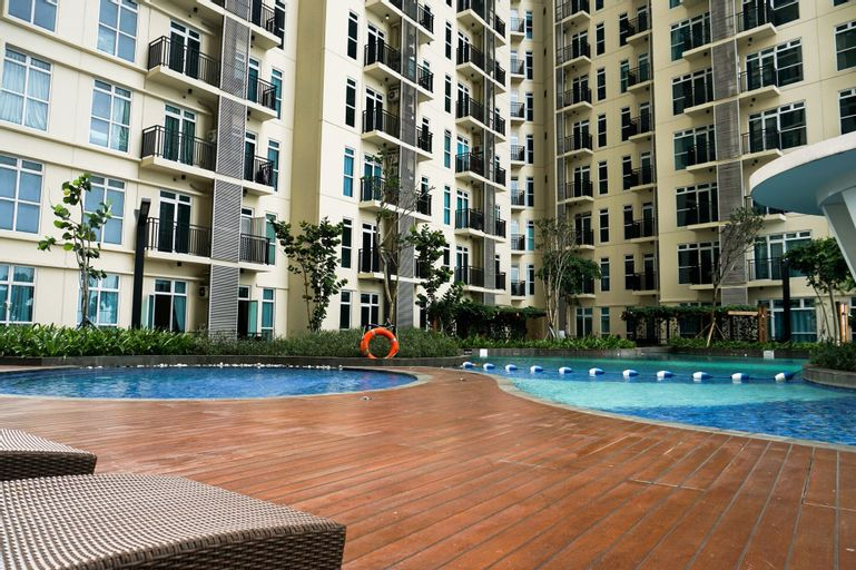 New Furnished 2BR Puri Orchard Apartment, West Jakarta