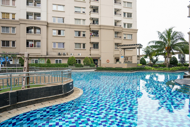 Comfy and Good Location 2BR Mediterania Marina Apartment, North Jakarta
