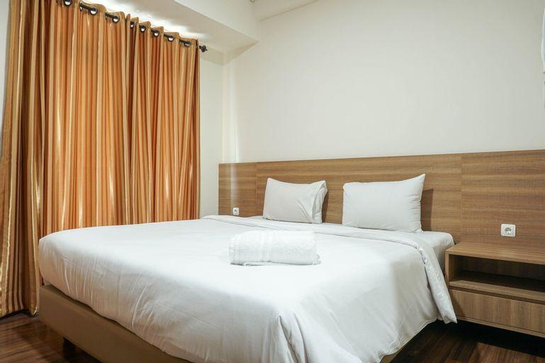 Minimalist and Comfy Puri Orchard Studio Apartment, West Jakarta