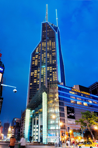 Le Royal Meridien Shanghai, Shanghai