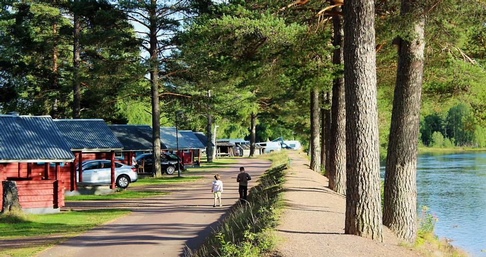 Älvdalens camping, Älvdalen