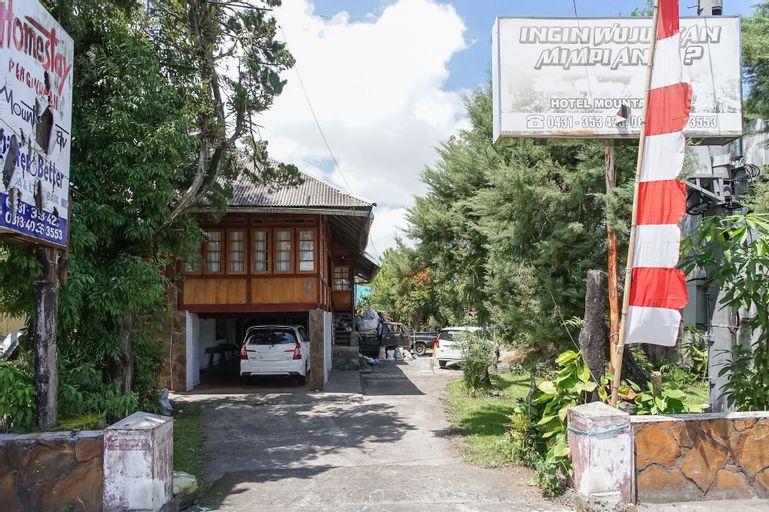 Mountain View Homestay, Tomohon