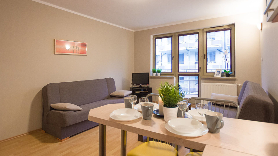 VacationClub - Zdrojowa Apartments, Świnoujście
