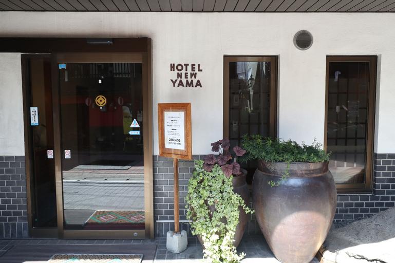 Hotel New Yama, Nagano