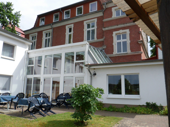 Stadtsee-Pension Templin, Uckermark