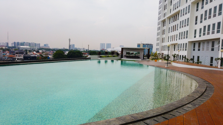 Comfy Studio Room at Patraland Urbano Apartment By Travelio, Bekasi