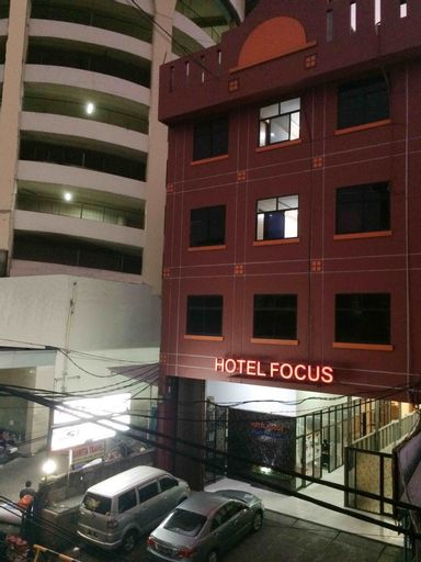 Focus Hotel, Central Jakarta