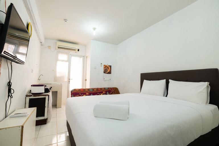 Contemporary Studio Apartment at Gading Nias Residence, Jakarta Utara