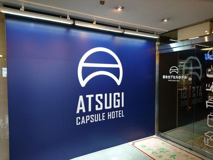ATSUGI CAPSULEHOTEL – Caters to Men, Atsugi