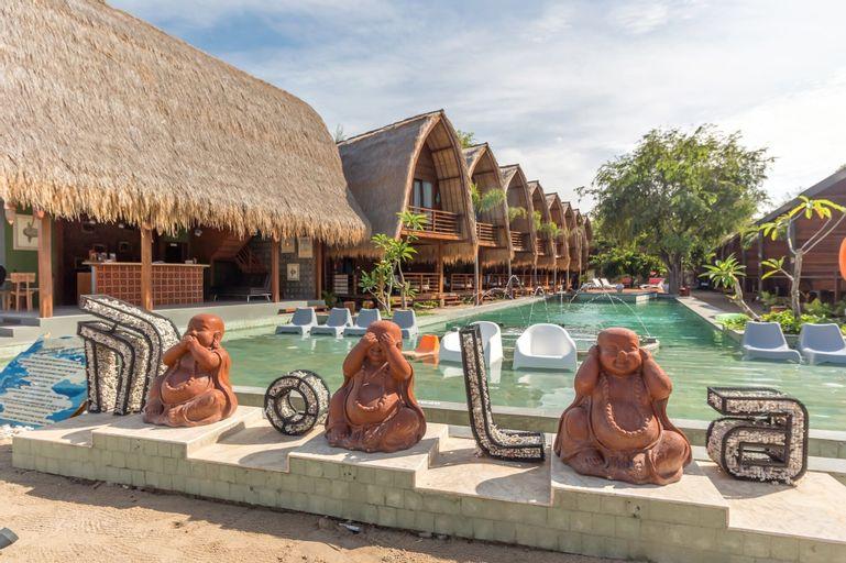 Mola2 Resort Gili Air - Lombok. DHM|Resort, Lombok