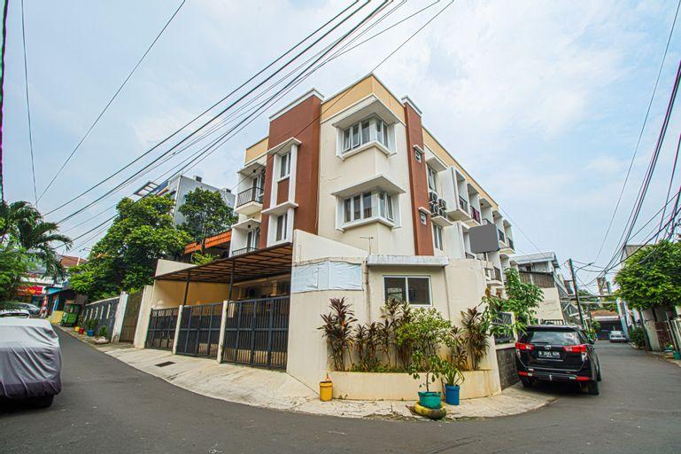 Anggrek Residence Radio Dalam, Jakarta Selatan