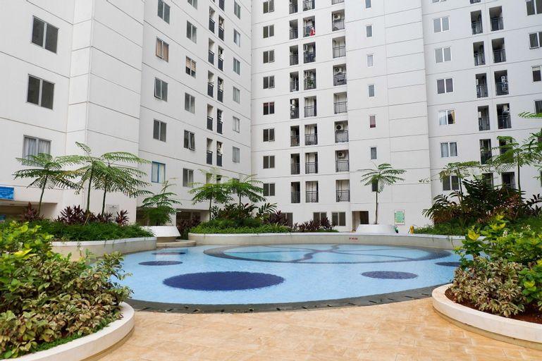 2BR Homey Apartment at Bassura City near Mall, East Jakarta