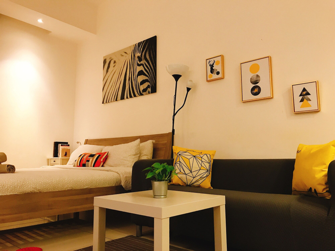 7kgTravellerHome  KLCC-COSY Studio, Kuala Lumpur