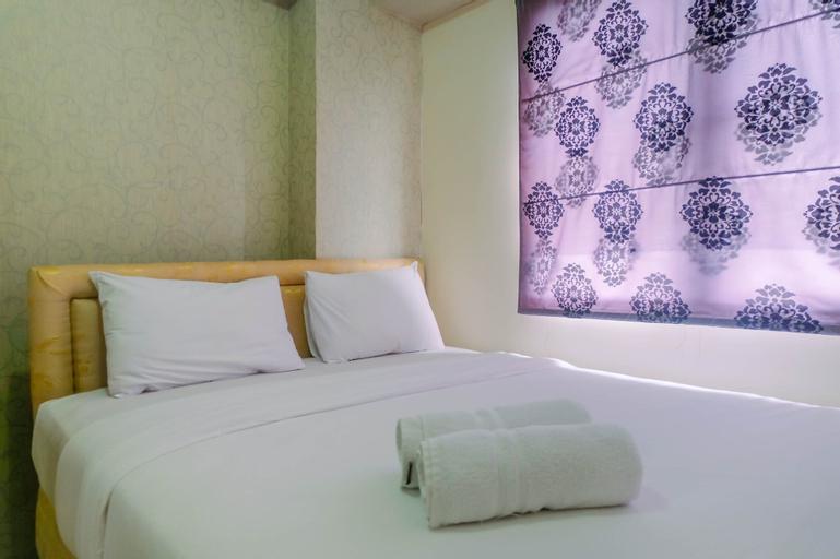 Comfortable 2BR @ Green Palace Kalibata City Apartment, South Jakarta