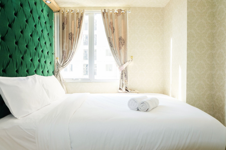 Simply Good Studio Bassura City Apartment By Travelio, East Jakarta