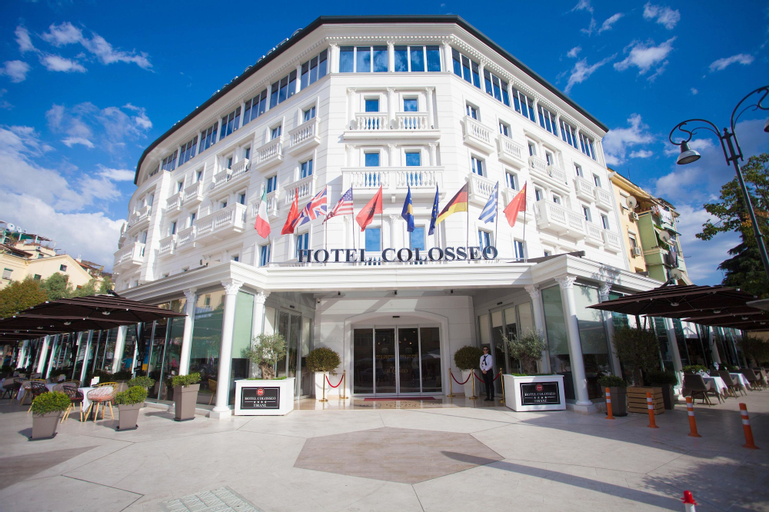 Hotel Colosseo Tirana, Tiranës