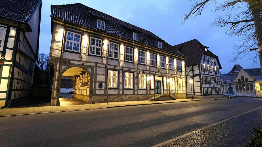 Hotel zur Fürstabtei, Herford