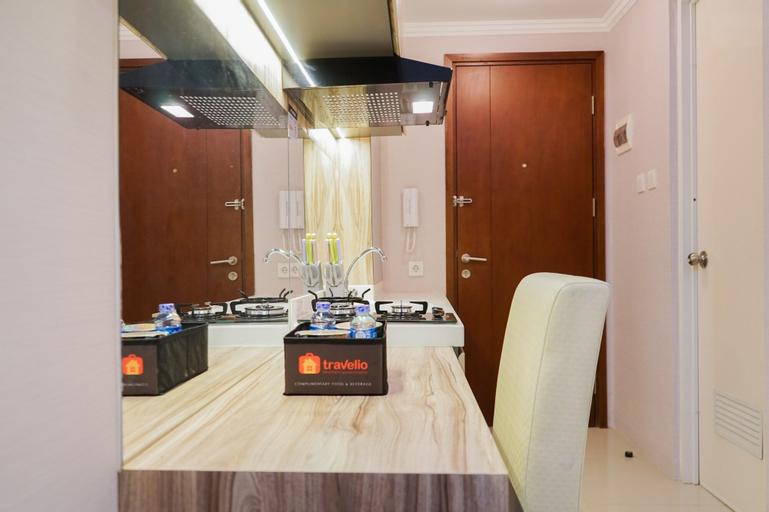 New Furnished Studio at Signature Park Grande Apartment, South Jakarta