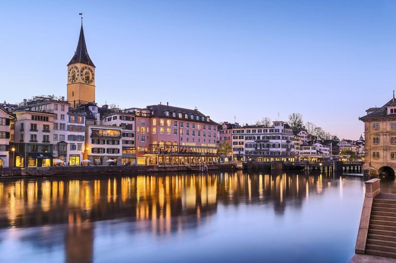 Storchen Zurich - Lifestyle Boutique Hotel, Zürich