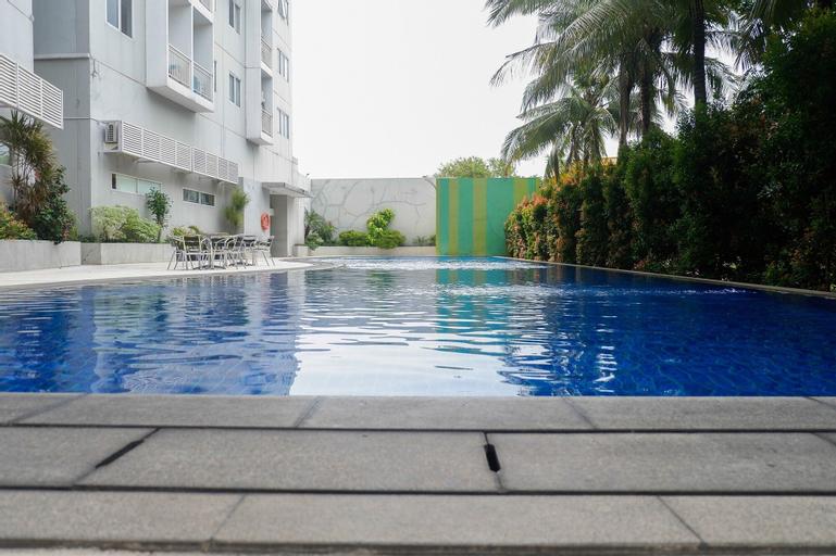 Cozy Studio at UC Apartment, Surabaya