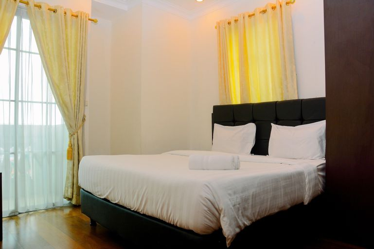 Modern 2BR at The Belleza Apartment, South Jakarta