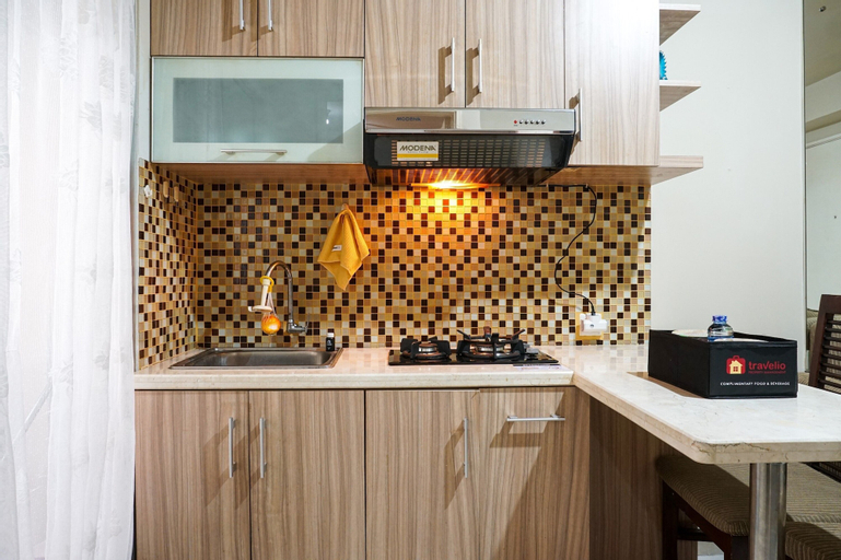 Cozy and Homey 2BR at Kalibata City Apartment By Travelio, South Jakarta
