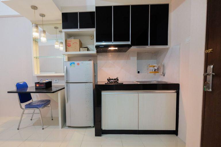 Minimalist Studio Room at Sunter Park View Apartment By Travelio, Jakarta Utara