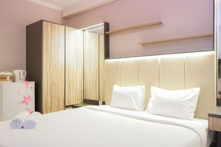 New Furnished Studio at Signature Park Grande Apartment, Jakarta Selatan