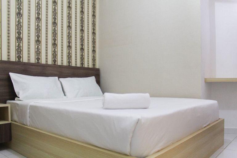 Strategic and Posh Studio Aeropolis Apartment, Tangerang