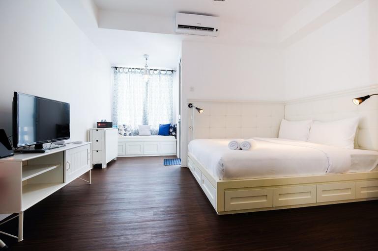 Minimalist Studio @ Bassura City Apartment with Mall Access By Travelio, East Jakarta