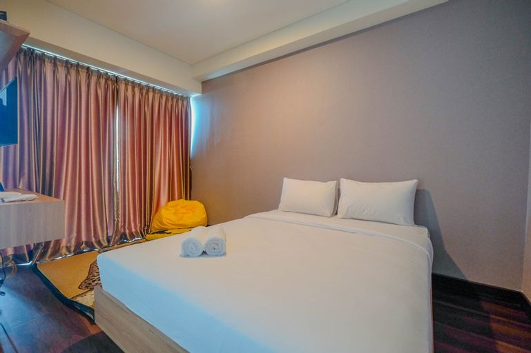 Minimalist Studio Apartment at Grand Kamala Lagoon By Travelio, Bekasi