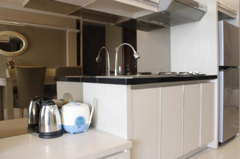 Cozy 2BR Apartment at Tamansari Tera Residence By Travelio, Bandung