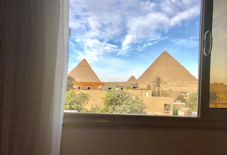 3 Pyramids View Inn, Al-Ahram
