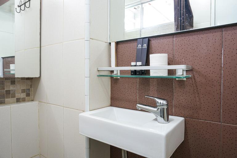Comfortable Studio @ Green Bay Pluit Apartment By Travelio, North Jakarta