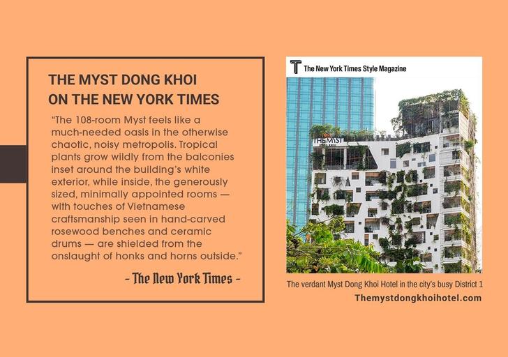 The Myst Dong Khoi, Quận 1