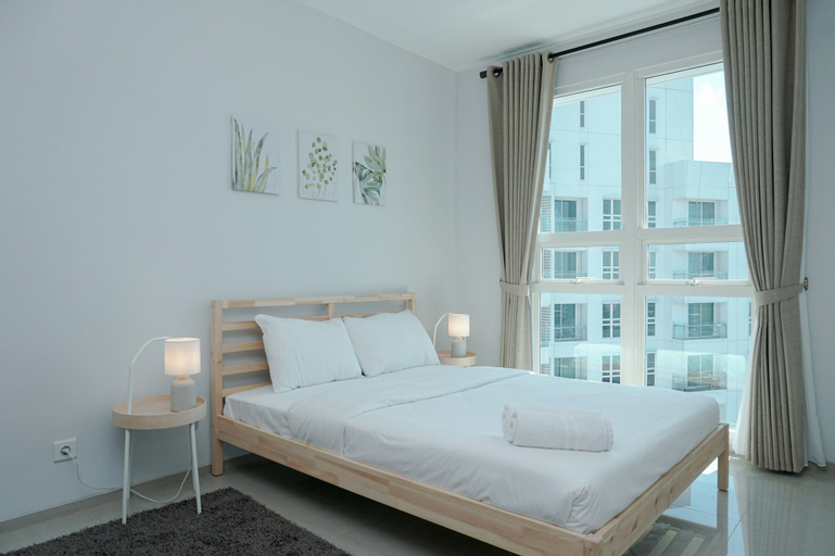 Beautiful 1BR at CitraLake Suites Apartment, Jakarta Barat