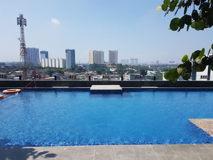 Elegant Studio Apartment at Tree Park City, Tangerang