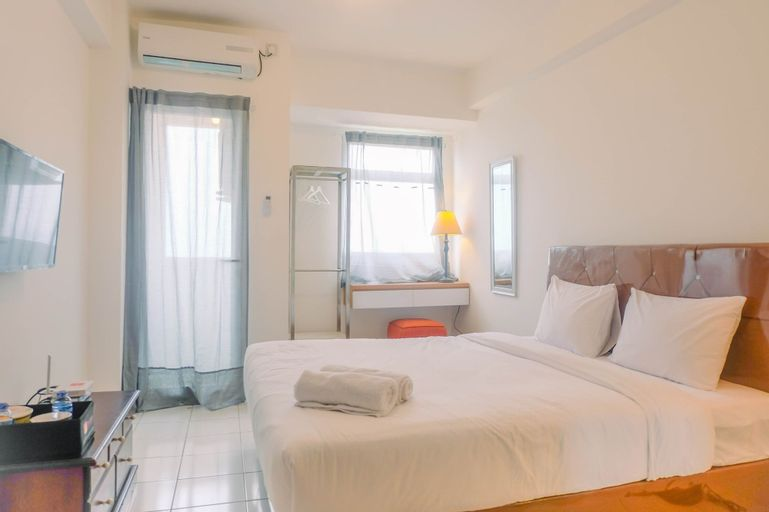 Beautiful Studio at Gunung Putri Square Apartment By Travelio, Bogor
