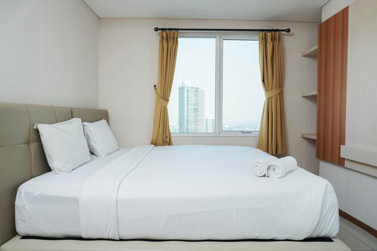 Elegant 2BR Apartment at Thamrin Executive Residence, Central Jakarta
