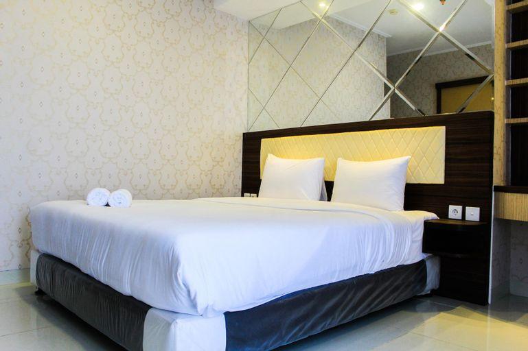 Golf View 2BR Apartment @ The Mansion Kemayoran, North Jakarta