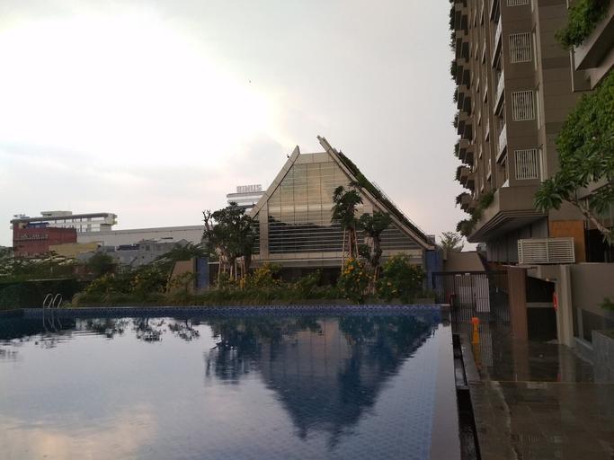 Gorgeous 1BR Apartment at Landmark Residence near 23 Paskal, Bandung
