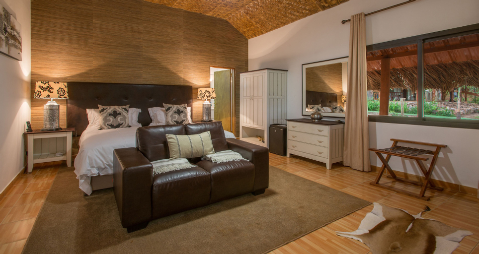 Resort Cuebe Lodge, Menongue