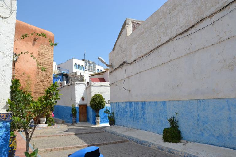 Dar Korsan, Rabat