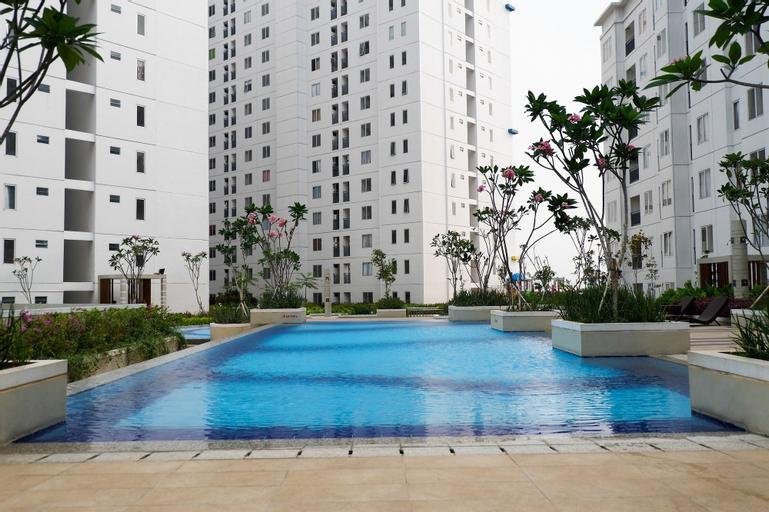Posh 2BR Apartment at Bassura City near Shopping Mall By Travelio, East Jakarta