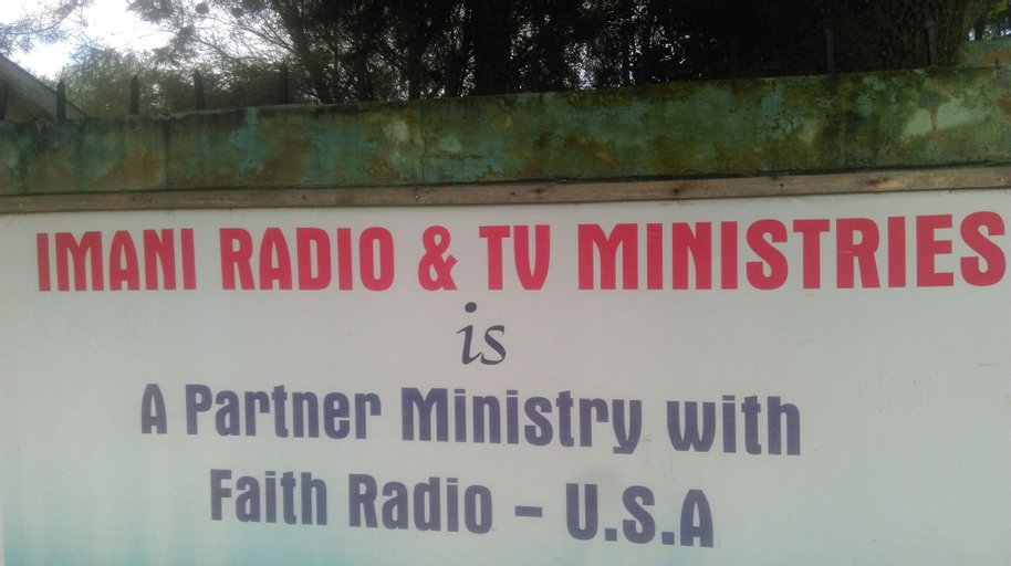 Imani Radio & TV Ministries, Kiminini
